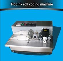 Stocked MY-380F SS Solid-Ink Marking Machine,High speed coding machine expiry date coder,lot no printing machine(China (Mainland))