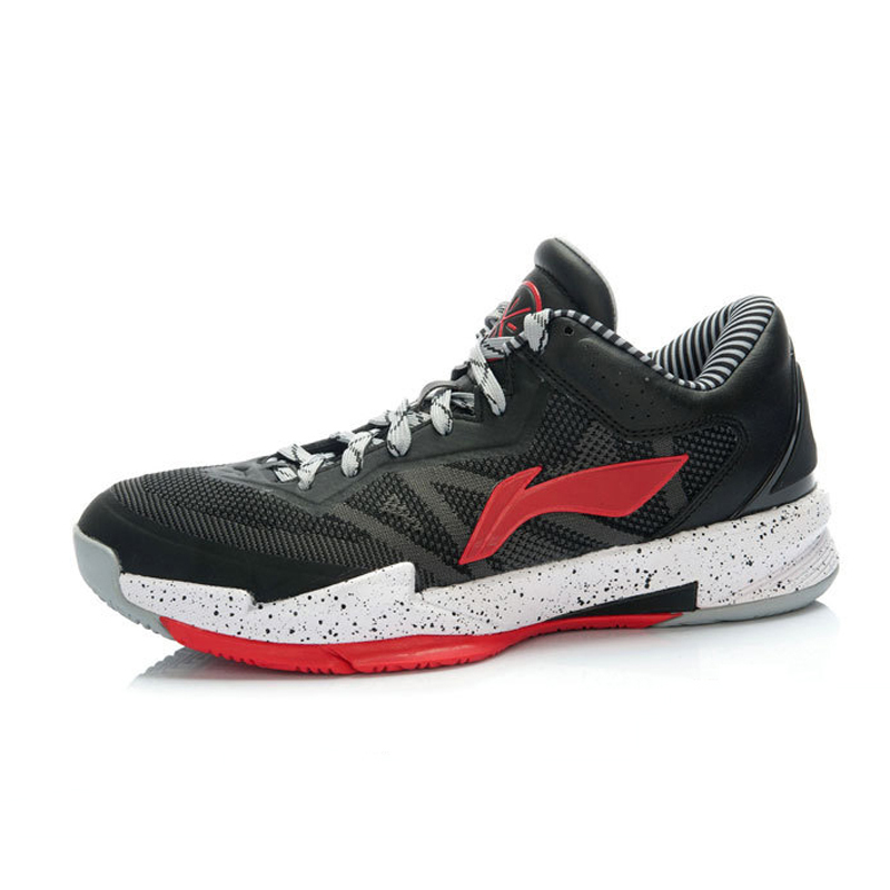 2015 Li-Ning Way of Wade Low Mens Basketball Sneakers Bounse + Rebound Technology Men Shoe Basketball Zapatillas ABPJ061-1(China (Mainland))