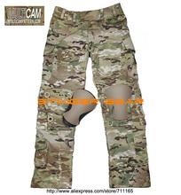 Buy TMC L9 Tactical Combat Pants Multicam Knee Pads Original Multicam Fabrics+Free shipping, SKU12050812 for $120.00 in AliExpress store