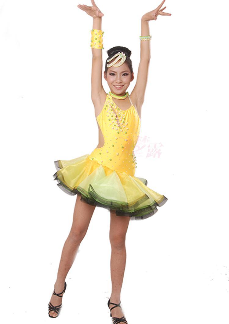 latin dance dresses for girls - photo #45