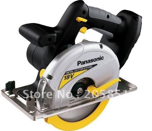 Panasonic EY-3552 18 Volt Metal Cutting Circular Saw<br>