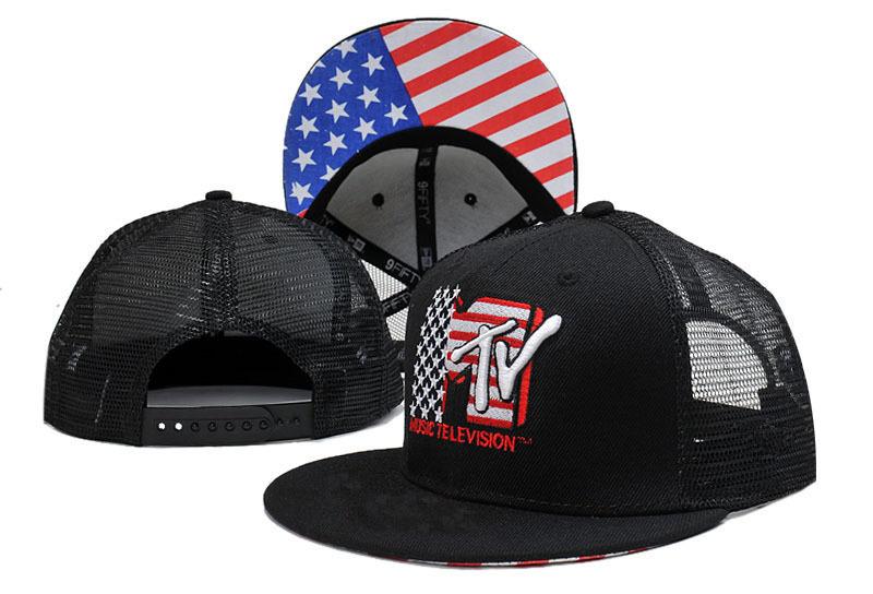 2015 Cheap Bone Snapbacks Fashion MTV Collection Baseball Caps Snapback Adjustable Womens Mens Top quality Sport Hats Wholesale (China (Mainland))