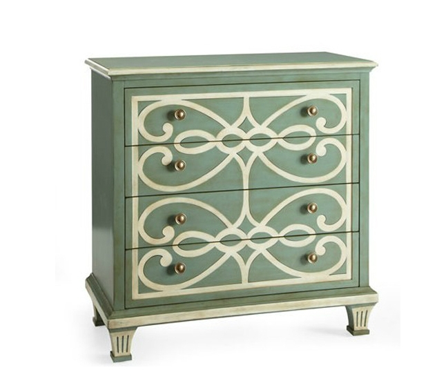 Foyer Curio Cabinet : The new european style retro classic model among rural