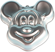 New Cake Pan Mickey Mouse Party Metal Cake Mold Decorating Aluminum Alloy Baking Cake Bakeware Kitchen Cooking Tools(China (Mainland))