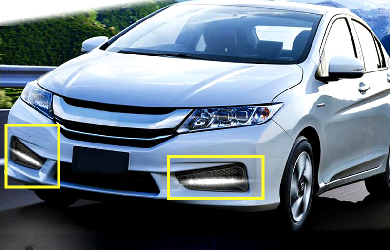 online buy wholesale honda city exterior accessories from
