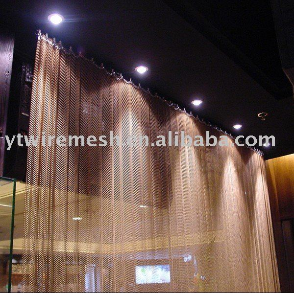 Mesh Curtain Buy Wire Mesh Curtain From