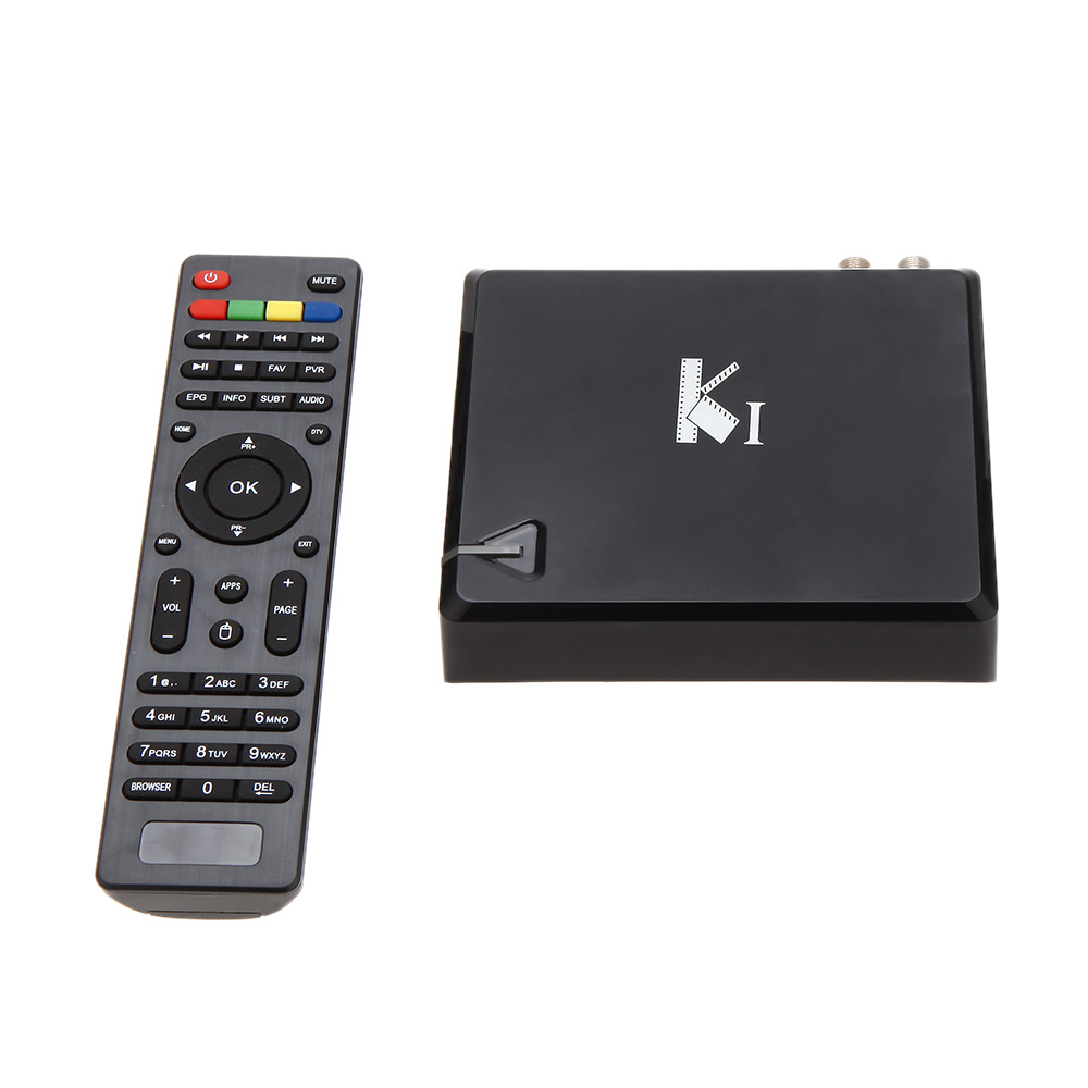 Приемник спутникового телевидения Satellite TV Receiver 1G /4G h.265 1080P XBMC Amlogic S805 TV Box dvb/s2 2 1 TV Set-top box k1 dvb s2 android 4 4 2 amlogic s805 quad core tv box