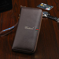 2017 Mens Wallets Long Zipper Purses Men Wallet Leather With Coin Pocket Luxury Brand Card Holder