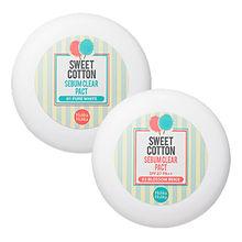 HOLIKA HOLIKA Sweet Cotton Sebum Clear Pact 2type sebum control pact korean cosmetics make up