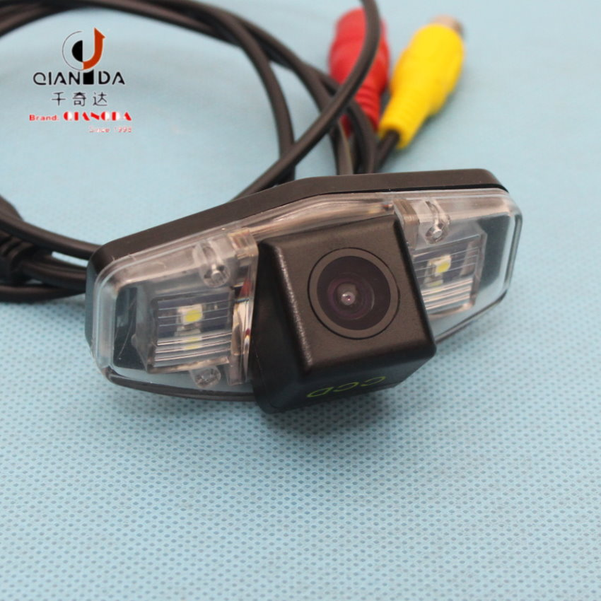 Rearview Camera For Acura CSX RDX ILX ZDX Car Rear View Reverse Backup Camera For Parking HD Night Vision(China (Mainland))