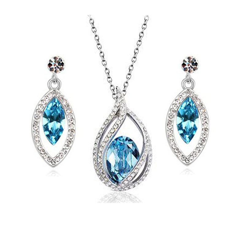 plated bridal wedding jewelry sets nickel free african costume jewelry