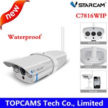 VStarcam C7816WIP Outdoor IP Camera IR-Cut HD 720P Surveillance Webcam outdoor CCTV camera waterproof Wifi IP Camera outdoor p2p