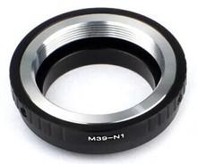 Buy M39-N1 m39 l39 Mount Lens Adapter ring nikon1 N1 J1 J2 J3 J4 V1 V2 V3 S1 S2 AW1 Camera body for $7.50 in AliExpress store