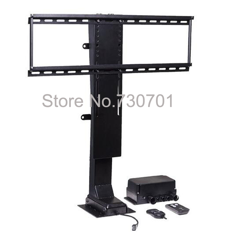 """Progressive Automations Motorized TV Lift for 37"""" - 60"""" TVs, Wireless Remote, Electric automatic TV Riser with Remote Control(China (Mainland))"""