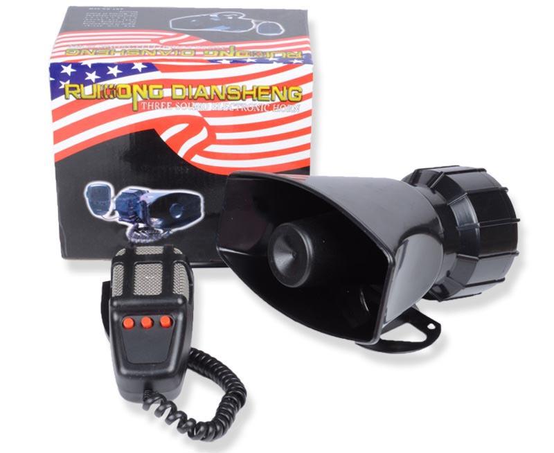 Police car horn sound mp3