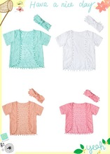 New arrival Baby Kimono Cardigan baby girl clothing