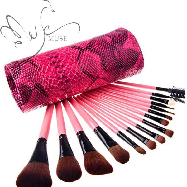 Кисти для макияжа E-Muse 15pcs /pinceaux maquillage e