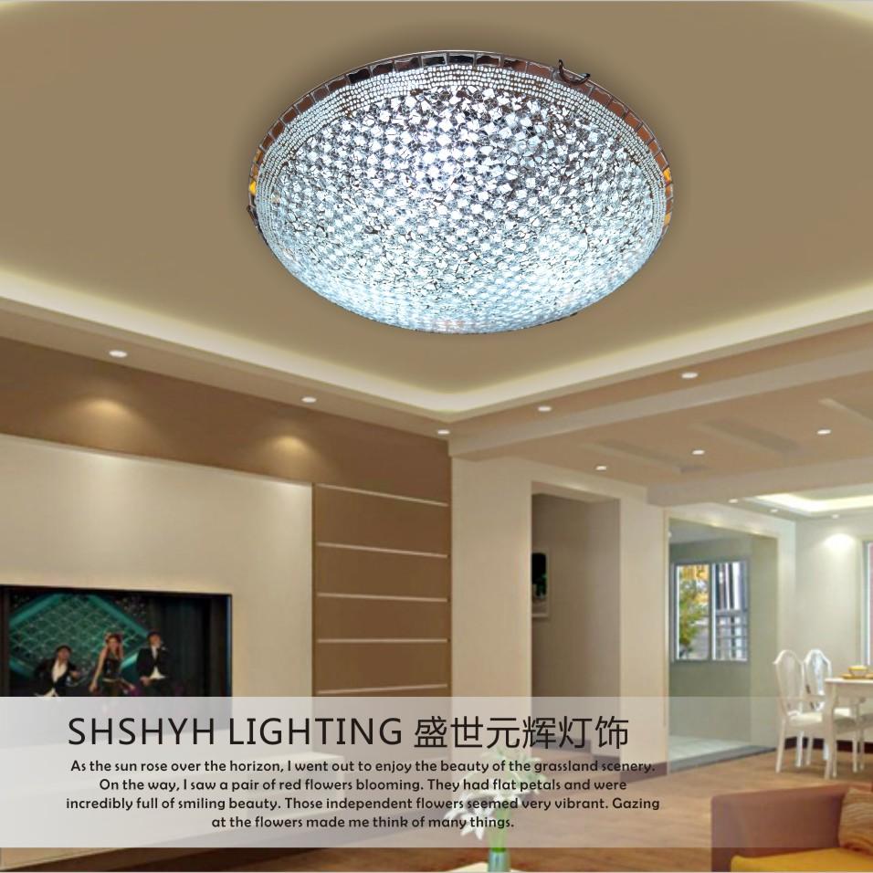 Free Shipping LED Ceiling Light Modern Minimalist Living Room Light Bedroom B