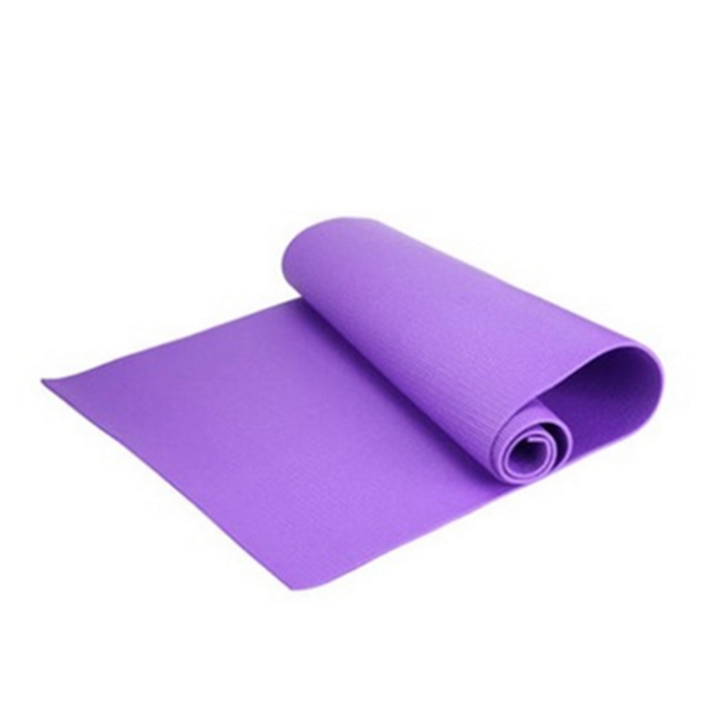 1pcs Hot Worldwide 6mm 68x24x0.24inch Thick Non-Slip Yoga Mat Exercise Fitness Lose Weight(China (Mainland))