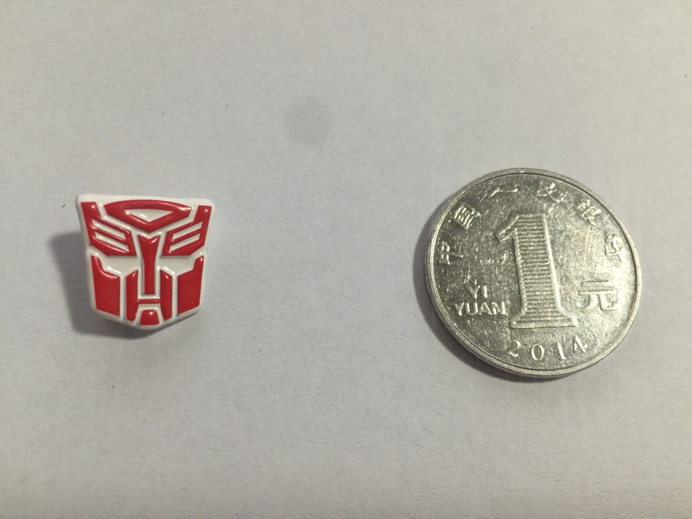 TF Metal Autobot Logo for Weijiang MPP10 Optimus Prime only!<br><br>Aliexpress