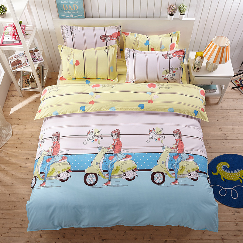 online kaufen gro handel motorcycle bedding aus china motorcycle bedding gro h ndler. Black Bedroom Furniture Sets. Home Design Ideas