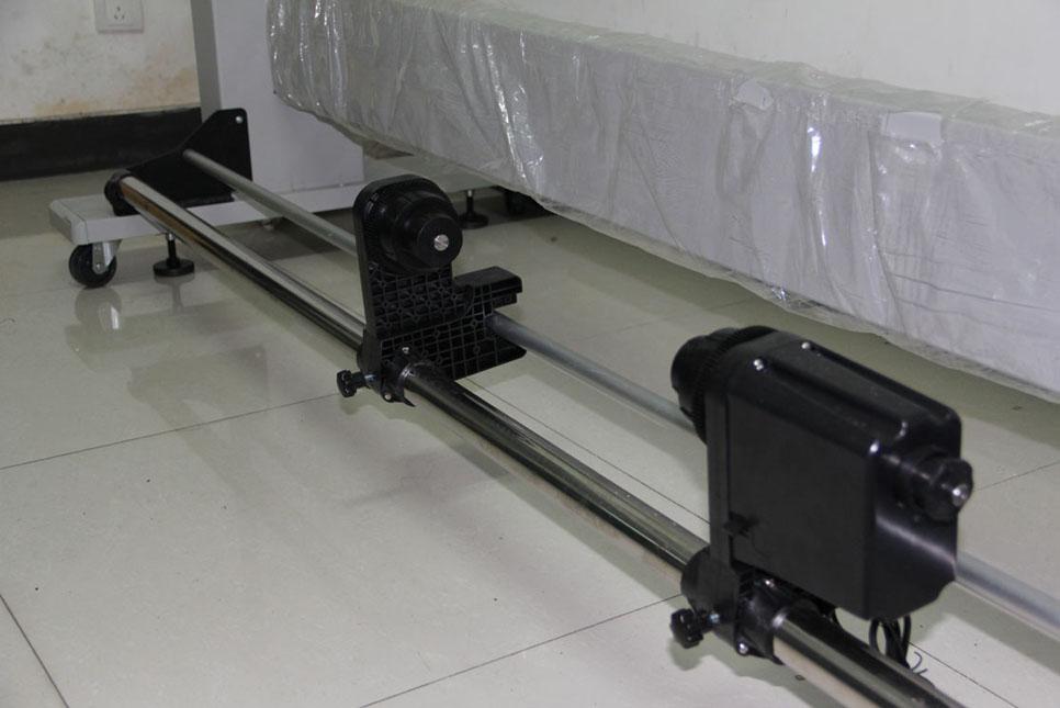 Roland FJ540 take up reel system Roland 540 printer paper collector for Roland FJ540 printer(China (Mainland))
