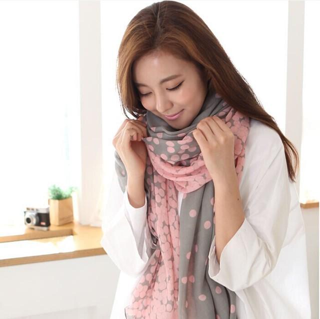 2016 женщины марка шелковый шарф длинный зима теплая рождения подарок 160 * 80 см бесплатная доставка шарф женщины