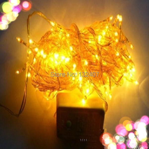 free shipping  wholesale string light / 6*3m 600 bulbs led curtain light for christmas decoration<br><br>Aliexpress