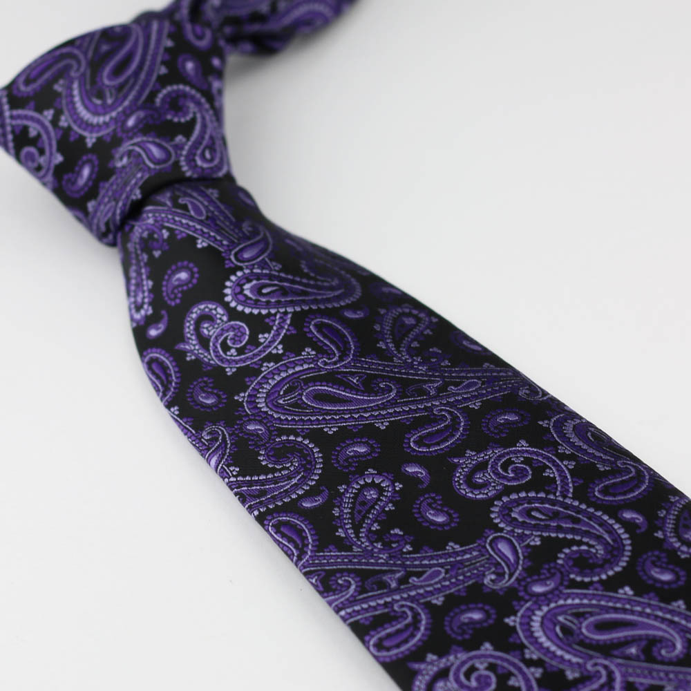 Purple dress shirt tie promotion shop for promotional for Ties that go with purple shirts