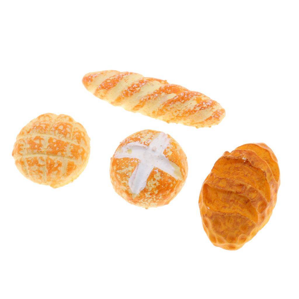 1:12 Scale Sliced Warburton Loaf Orange Wrapper Dolls House Kitchen Bread Bakers