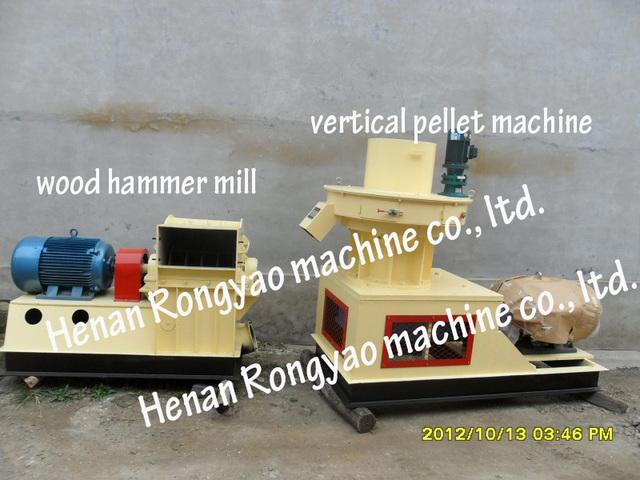 Hot sale!! Oceanship wood pellet mill, ring die pellet machine, sawdust pellet making machine