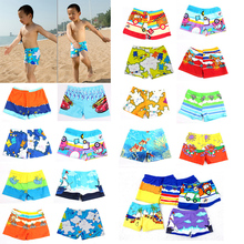 1PCS Fashion Baby Boy Trunk Swimming Children Kids Swim Wear Ocean Style For 2 5T Children