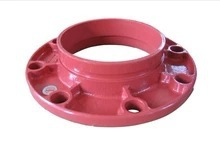 Mechanical groove flange piece - flange fire Falanca hoop - Pipeline Fire Flange - quick mounting flange 50-200(China (Mainland))