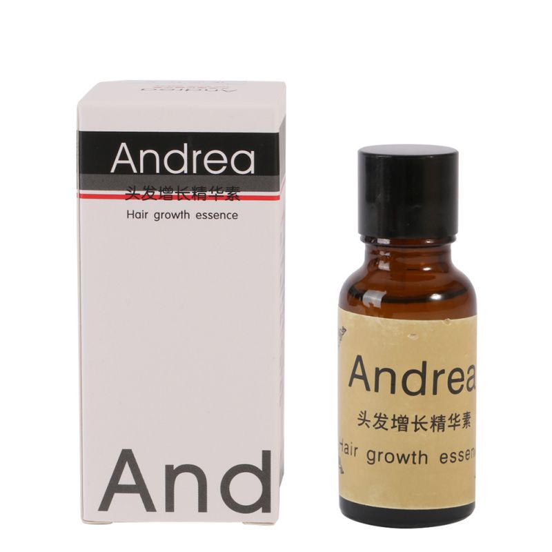 Original Fast Sunburst Andrea Fast Hair Growth Pilatory Essence Human Hair Oil Baldness Anti Hair Loss Invalid Refund alopecia