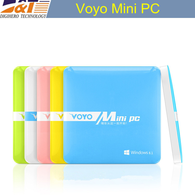Voyo Mini PC Windows 8.1 2GB 64GB Intel Z3735F Quad Core Activated Windows with bing Mini Computer with HDMI Mini PCs Wintel Box(China (Mainland))