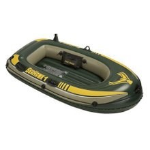 Water Sports double person inflatable fishing boat 193x108x38cm inflatable boat,kayak,repair patch, color box package(China (Mainland))