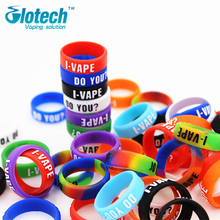Buy 5pcs/10pcs raised silicone rubber band vape ring Non Slip rubber mechanical mods decorative protection vape rubber band for $2.07 in AliExpress store