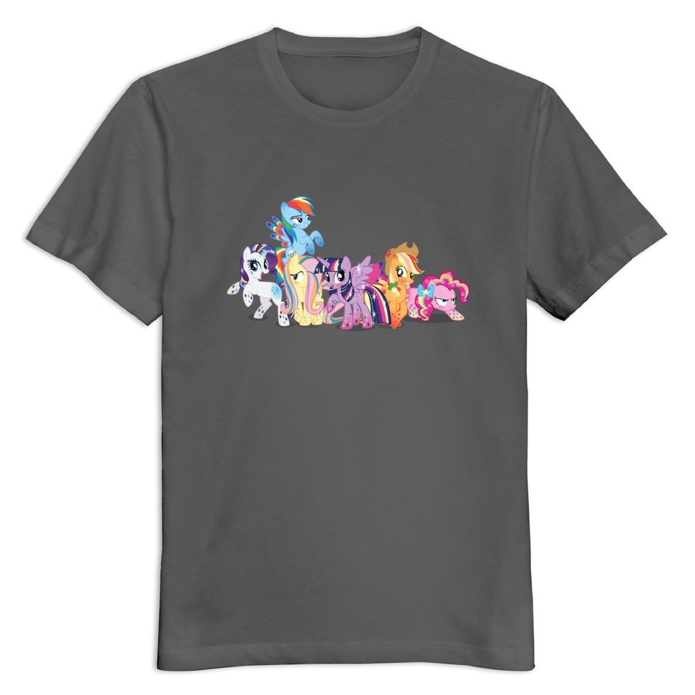 New Arrival My Little Pony Men 39 S T Shirt Design Own 100