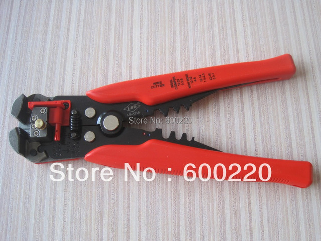 LS-A318 Multi-function automatic cable stripper wire cutting tool