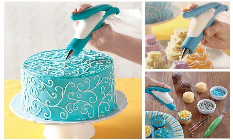 Recipe for decorative cake frosting
