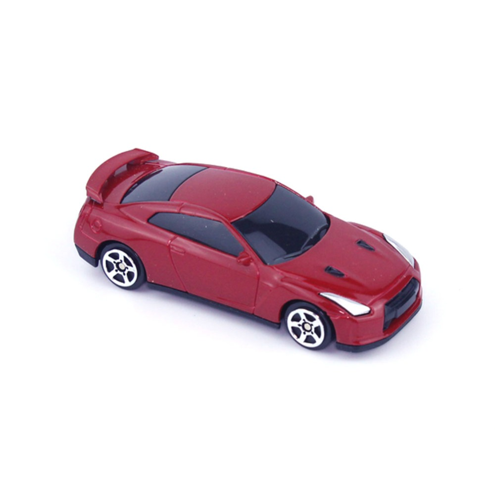 RMZ CITY 344013S 1/64 Nissan GTR Hand Push 3 Inch Diecasts Toy Vehicles Model Car(China (Mainland))