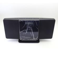2015 new Brandt bluetooth wireless audio system mini CD player desktop HiFi sound box 2.0 bass, free shipping