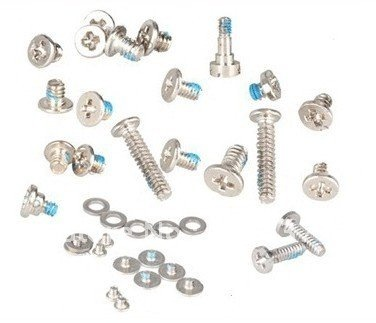 Full Complete set screws for iphone 4G 4GS 4S 3GS(China (Mainland))