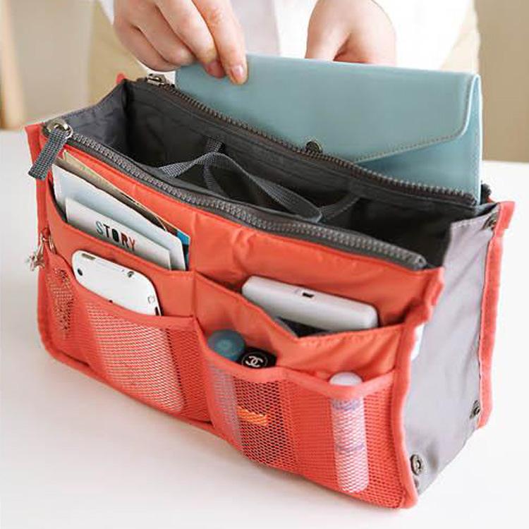 Zipper New Man Women Makeup Bag Cosmetic Bag Beauty Case Make Up Organizer Toiletry Bag Kits Storage Travel Wash Pouch BAOK-6112(China (Mainland))