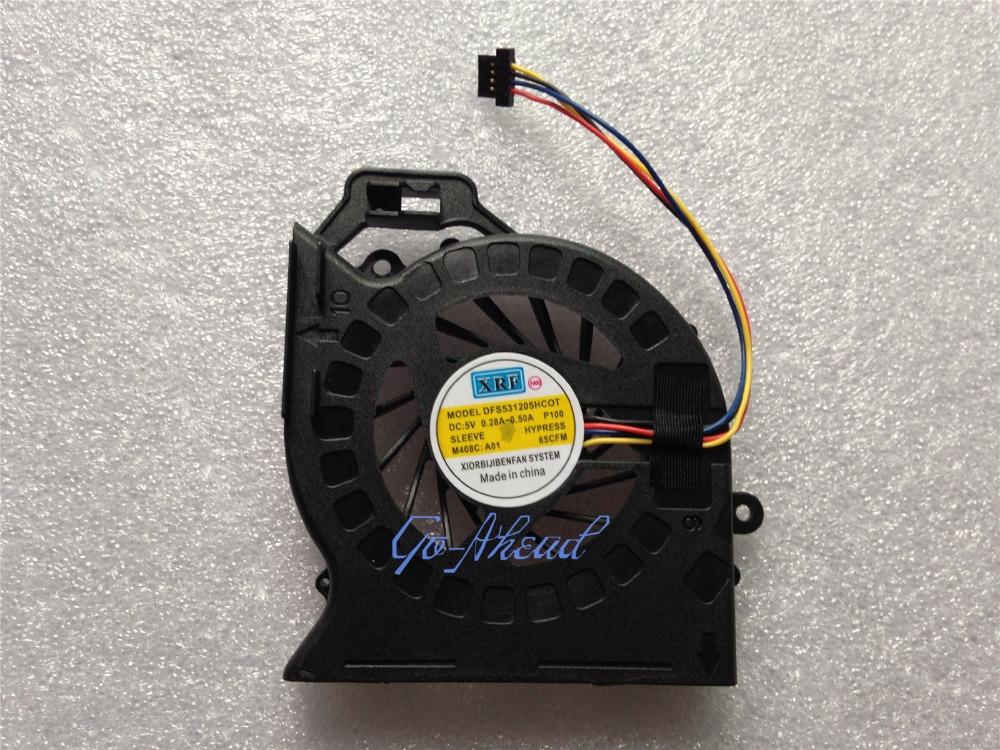 Brand New CPU Cooling Fan For HP Pavilion DV6-6000 DV6-6050 DV6-6090 DV6-6100 DV7-6000 KSB0505HB DIY Replacement Free Shipping(China (Mainland))