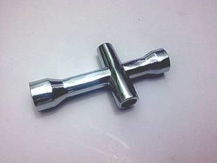 RC Model 4mm/5mm/5.5mm/7mm 4 Ways Cross Wrench