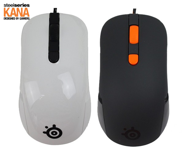 Free shipping original SteelSeries Kana mouse Optical Gaming Mouse & mice Race Core Professional Optical Game Mous(China (Mainland))
