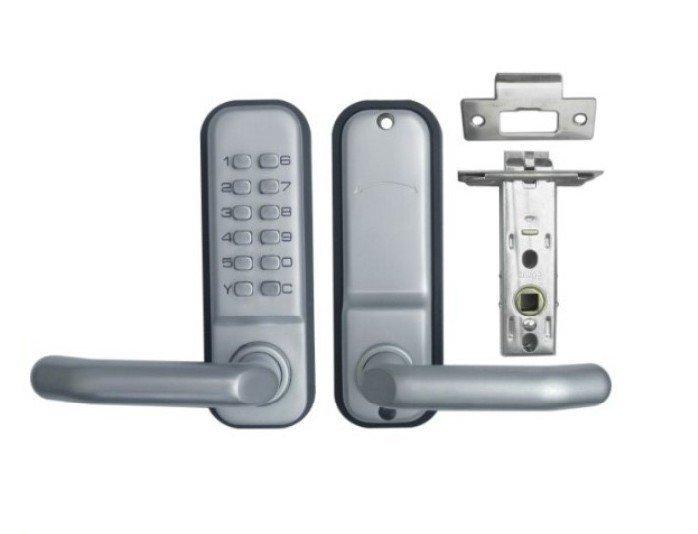Free Shipping Mechanical Digital Door Lock(China (Mainland))