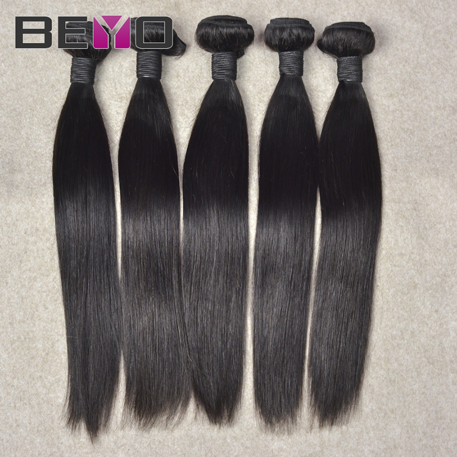 Beyo weave malaysian hair straight ms005 rosa hair products straight cheap remy hair bundles 5pcs lot 8- 32  free shipping<br>