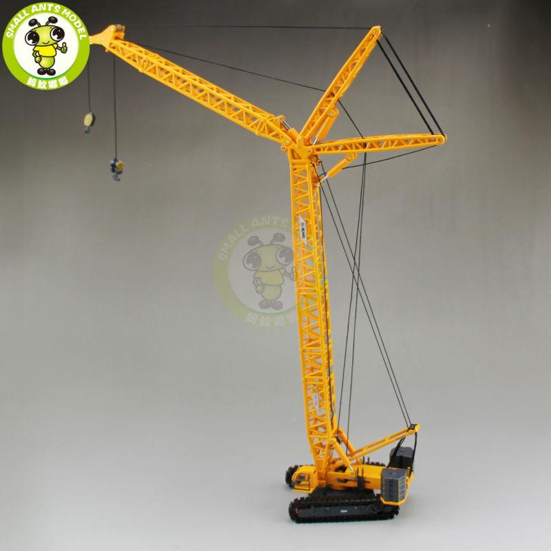 1/120 XCMG XGC260 Crawler Crane Construction Machinery Diecast Model(China (Mainland))